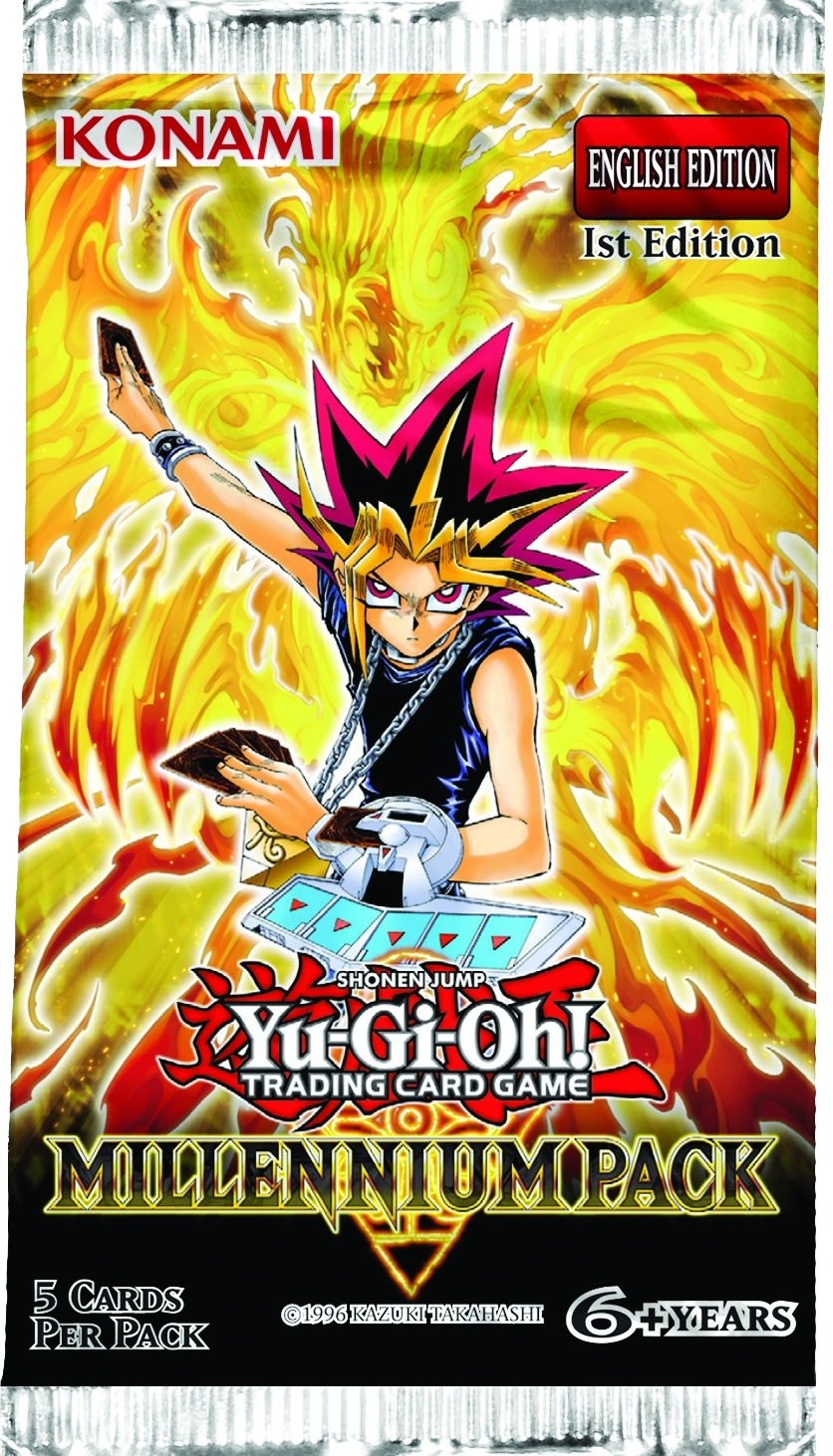 Yu-Gi-Oh!: Millenium Pack - Booster Pack imagine