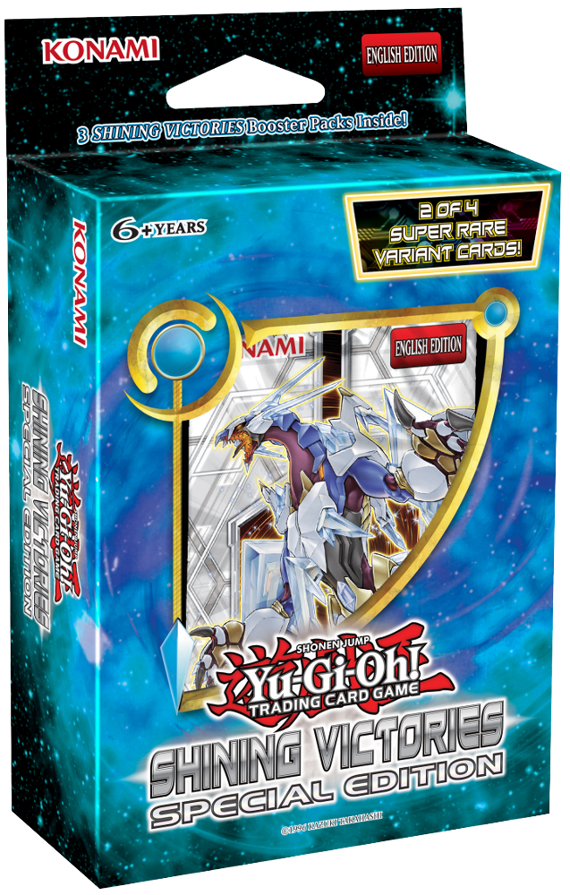 Yu-Gi-Oh!: Shining Victories: Special Edition imagine