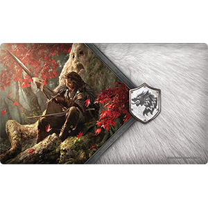A Game of Thrones: The Card Game Play Mat - Warden of the North imagine