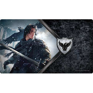 A Game of Thrones: The Card Game Play Mat - The Lord Commander imagine