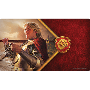 A Game of Thrones: The Card Game Play Mat - The Kingslayer imagine