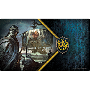 A Game of Thrones: The Card Game Play Mat - Ironborn Reavers imagine