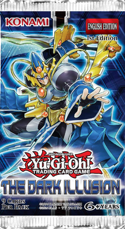 Yu-Gi-Oh!: The Dark Illusion - Booster Pack imagine