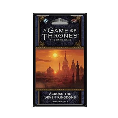 A Game of Thrones: The Card Game (ediția a doua) – Across the Seven Kingdoms imagine