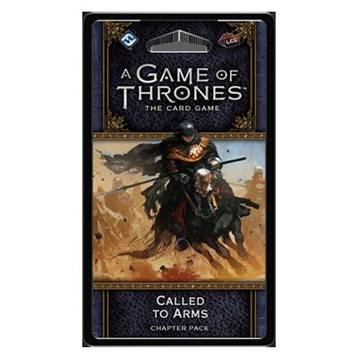 A Game of Thrones: The Card Game (ediția a doua) – Called to Arms imagine