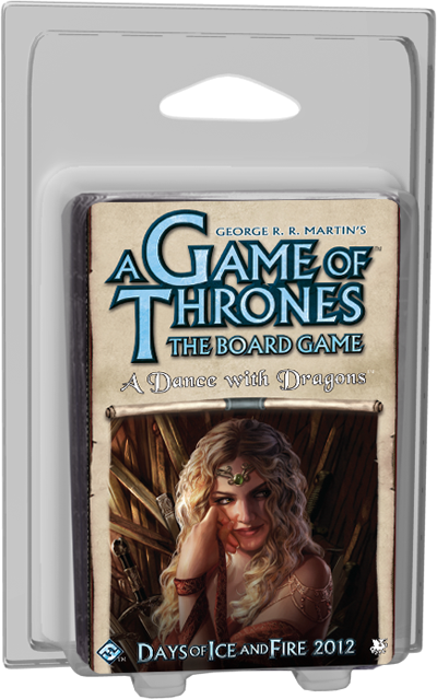 A Game of Thrones: The Board Game (ediţia a doua) – A Dance with Dragons imagine