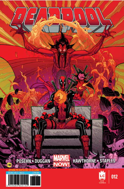 Deadpool 12 (limba română) imagine