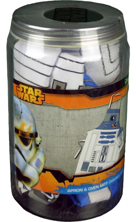 Star Wars: Șorț și mănușă de bucătărie R2-D2 imagine