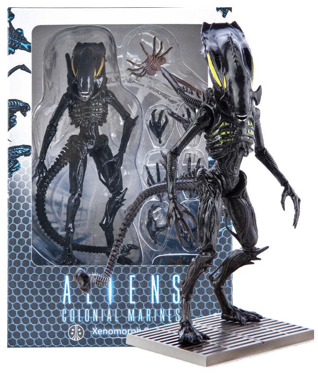 Aliens: Figurină Xenomorph Spitter imagine