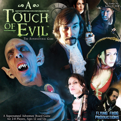 A Touch of Evil: The Supernatural Game imagine