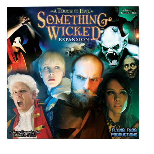 A Touch of Evil: Something Wicked imagine