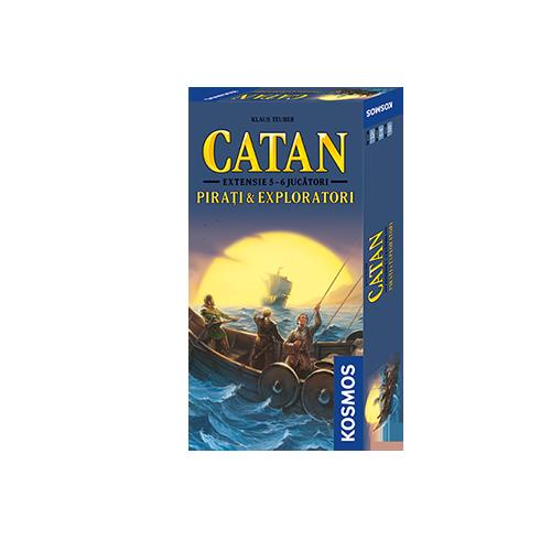 Catan: Pirați și Exploratori – Extensia pentru 5-6 jucători