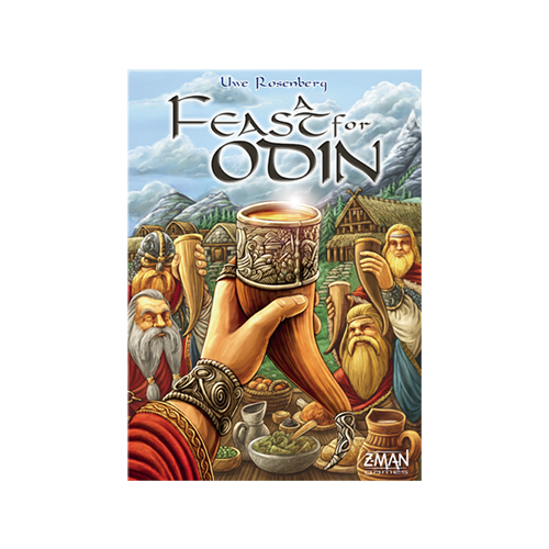 A Feast for Odin imagine