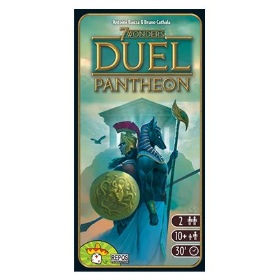 7 Wonders Duel: Pantheon imagine