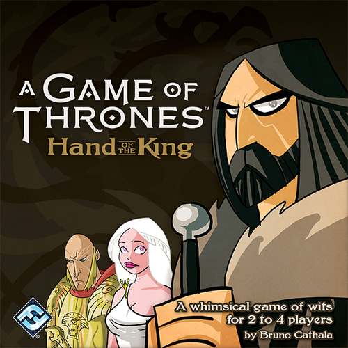 A Game of Thrones Hand of the King imagine