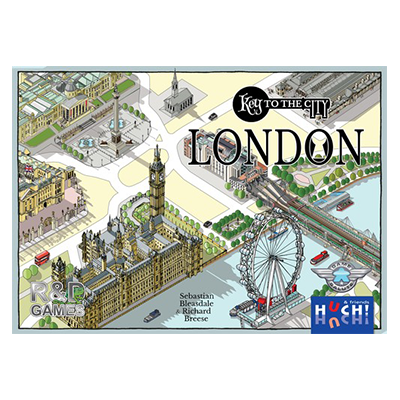 Key to the City – London