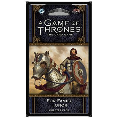 A Game of Thrones: The Card Game (ediția a doua) – For Family Honor imagine