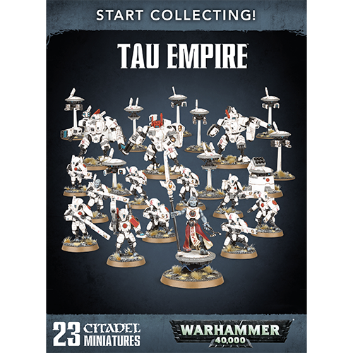 Warhammer: Start Collecting! Tau Empire