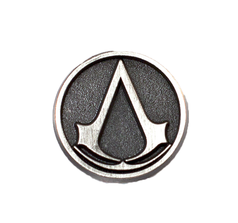 Assassin´s Creed - Pin Antique Logo imagine