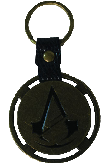 Assassin´s Creed Unity - Breloc Metal Logo imagine