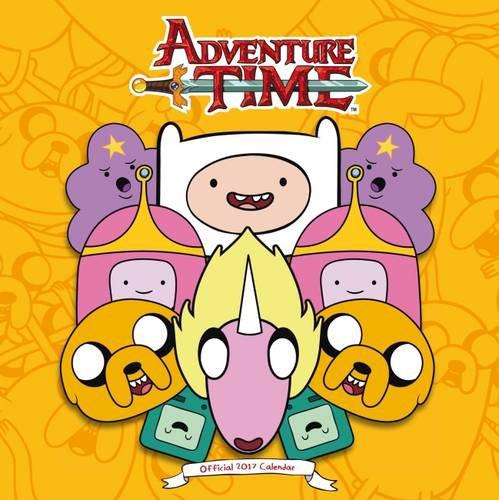 Adventure Time: Calendar 2017 imagine