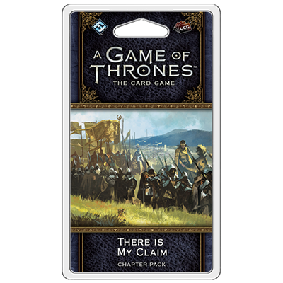 A Game of Thrones: The Card Game (ediția a doua) – There is My Claim imagine