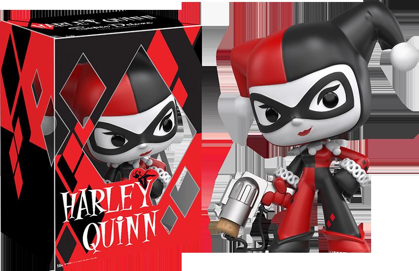 Funko: DC Comics Super Deluxe - Harley Quinn