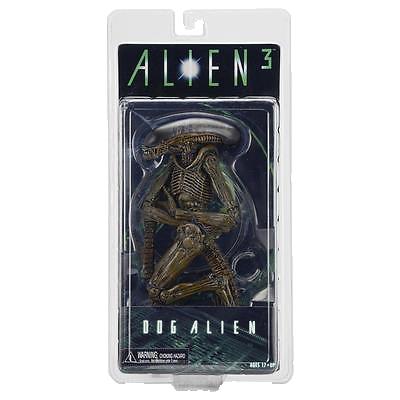 Aliens Series 8 Deluxe Action Figures - Alien 3 Dog Alien Brown imagine