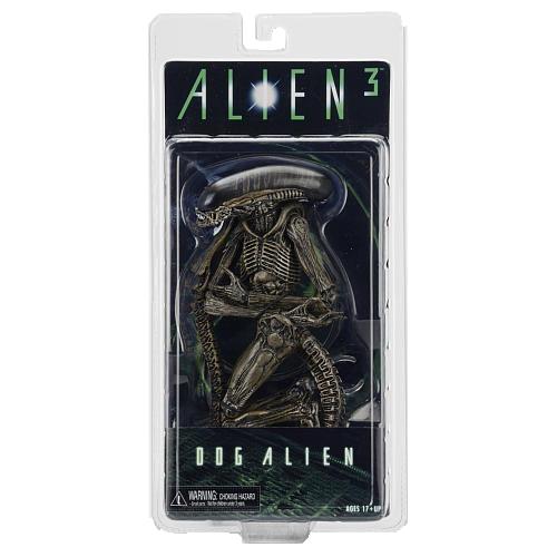 Aliens Series 8 Deluxe Action Figures - Alien 3 Dog Alien Grey imagine