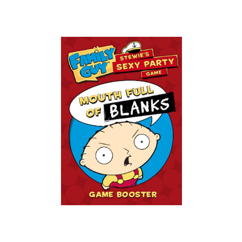 Family Guy - Stewie's Sexy Party Game: Mouth full of BLANKS