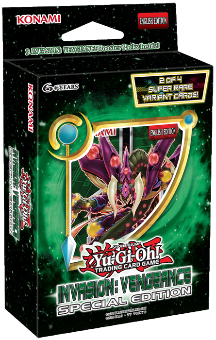 Yu-Gi-Oh!: Invasion: Vengeance Special Edition imagine