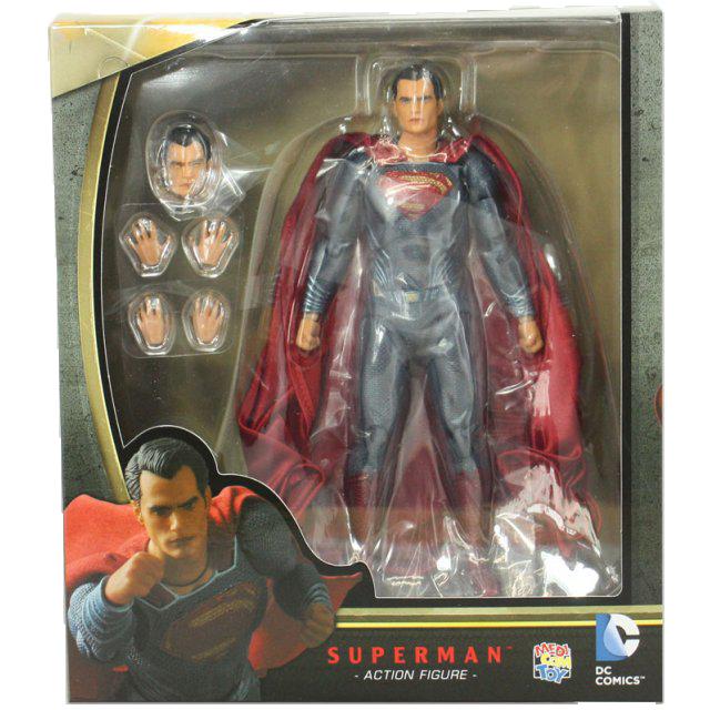 Batman vs. Superman - Superman Action Figure imagine