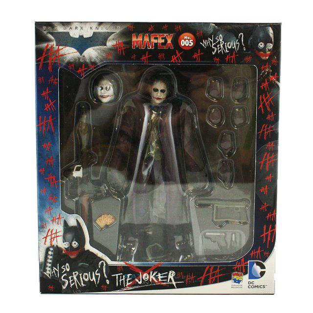 Dark Knight - Joker Action Figure imagine