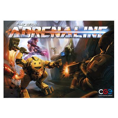 Adrenaline imagine