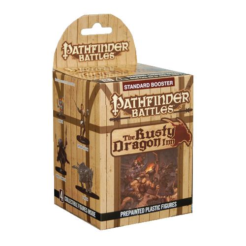 Pathfinder Battles: Rusty Dragon Inn Booster imagine