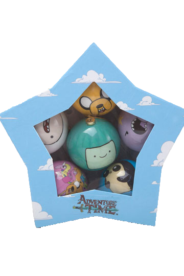 Adventure Time - Globuri de pom imagine