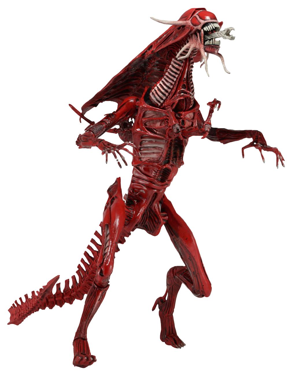 Aliens - Ultra Deluxe Action Figure Genocide Red Queen 38 cm imagine