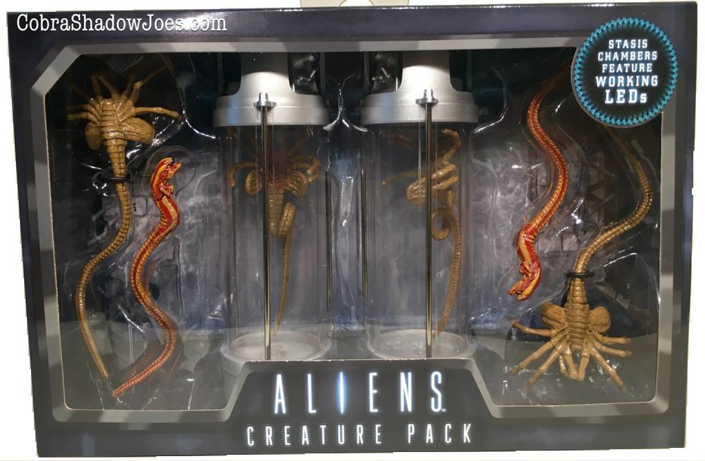 Aliens - Deluxe Creature Pack 30th Anniversary imagine