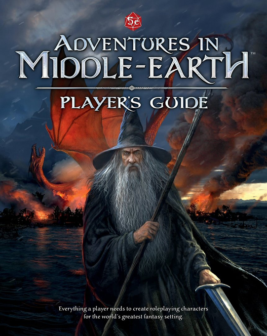 Adventures in Middle-earth: Player's Guide imagine