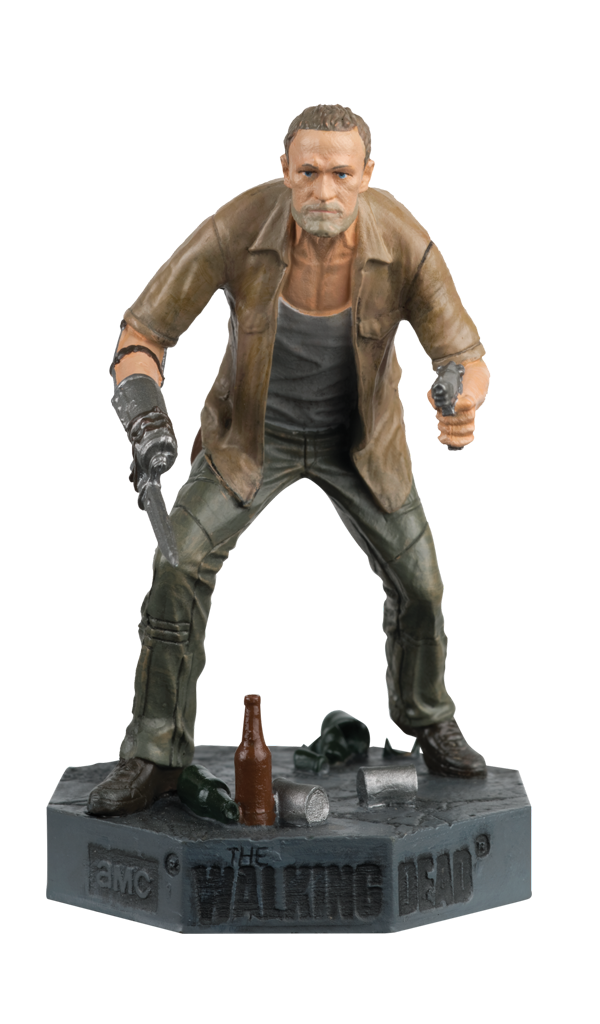 Walking Dead: Collector's Model - Merle imagine