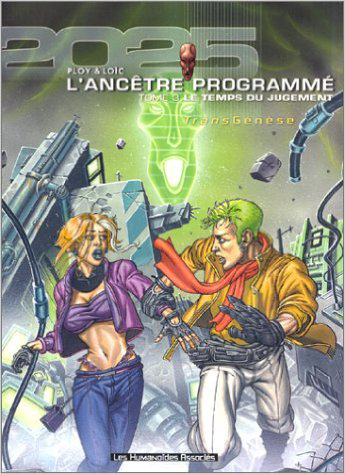 L'Ancetre Programme Vol 03 Le Tempos du Jugment