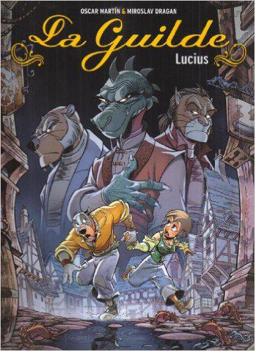 Le Guilde Vol 02 Lucius