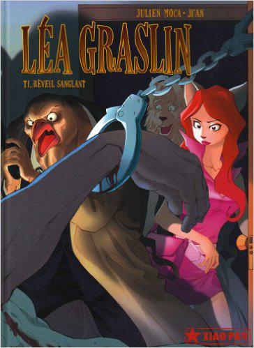 Lea Graslin Vol 01 Reveil Sanglant