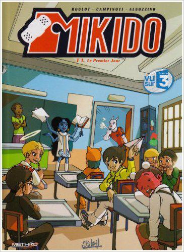Mikido Vol 01 Le Premiere Jour