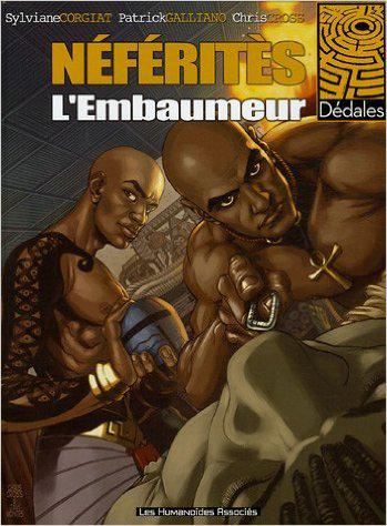 Neferites Vol 01 L'Embaumeur