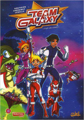 Team Galaxy Vol 01 Viva las Venus!