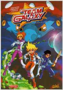 Team Galaxy Vol 02 Les Pirates de l'espace!