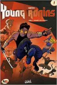 Young Ronins Vol 01 Rentree des Classes