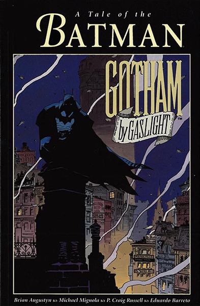 Batman: Gotham by Gaslight TP