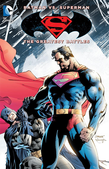 Batman vs Superman: The Greatest Battles TP